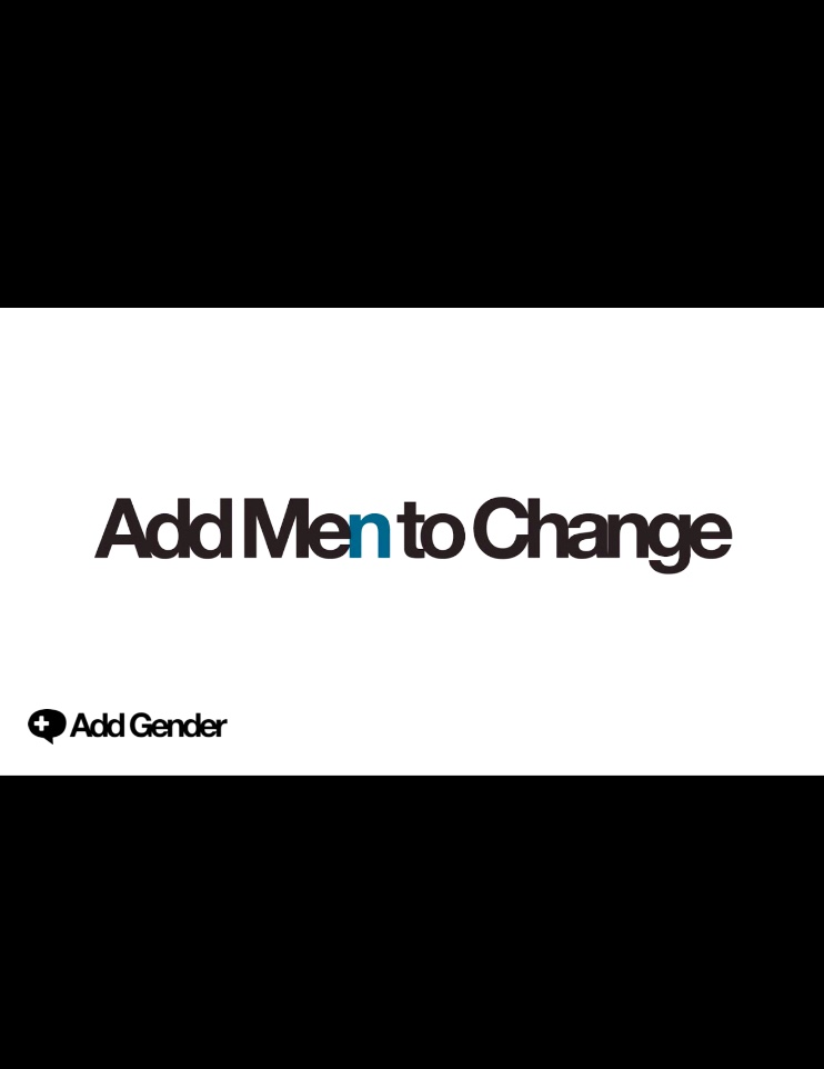 BONUSAVSNITT: Add Men to Change – del 2